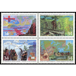 canada stamp 1129a exploration of canada 2 1987