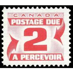 canada stamp j postage due j22 centennial postage dues first issue 2 1967