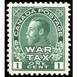 canada stamp mr war tax mr1 war tax 1 1915