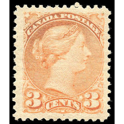 canada stamp 41 queen victoria 3 1888 m vf 010