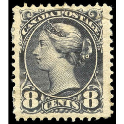 canada stamp 44 queen victoria 8 1888 m vf 003