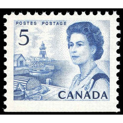 canada stamp 458bis queen elizabeth ii fishing village 5 1967