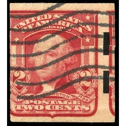 us stamp postage issues 320a washington 2 1908