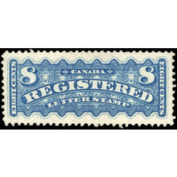 canada stamp f registration f3a registered stamp 8 1876