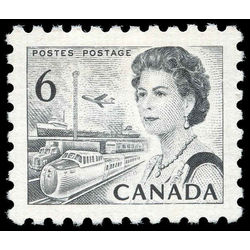 canada stamp 460g i queen elizabeth ii transportation 6 1970