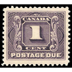 canada stamp j postage due j1c first postage due issue 1 1928
