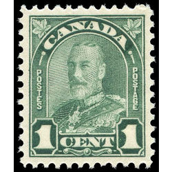 canada stamp 163b king george v 1 1930