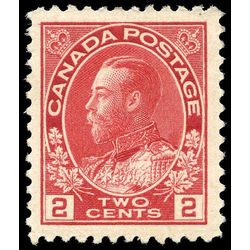 canada stamp 106ii king george v 2 1912