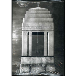 architecture art deco post cards collection