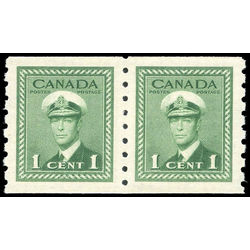 canada stamp 263pa king george vi 1943