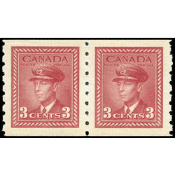 canada stamp 265pa king george vi 1942
