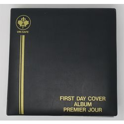 101 first day covers from canada issued from january 2008 to november 2011