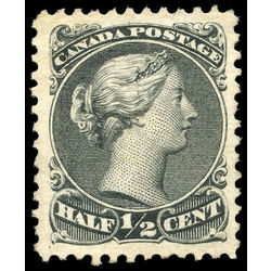 canada stamp 21iv queen victoria 1868 m vf 008