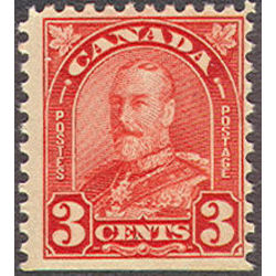 canada stamp 167as king george v 3 1931