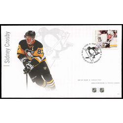 canada stamp 2942 sidney crosby 2016 fdc 001