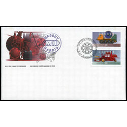 canada stamp 1552 historic land vehicles 3 1995 fdc 002