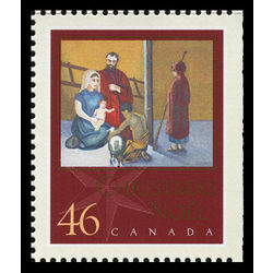 canada stamp 1873as adoration of the shepherds by susie matthias 46 2000