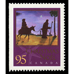 canada stamp 1875as flight into egypt by david allan carter 95 2000