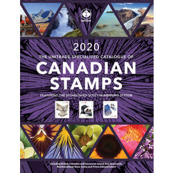 the unitrade specialized catalogue of canadian stamps 2020