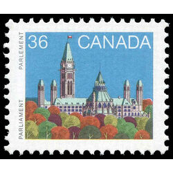 canada stamp 926be parliament buildings 36 1987