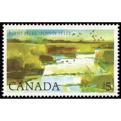 canada stamp 937 point pelee 5 1983