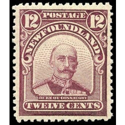 newfoundland stamp 113 duke of connaught 12 1911