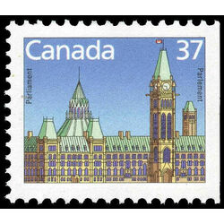 canada stamp 1163cs houses of parliament 37 1988
