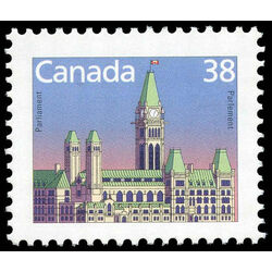 canada stamp 1165 houses of parliament 38 1988