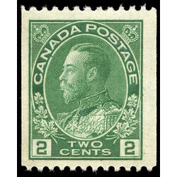 canada stamp 133i si king george v 2 1924 m vf ng 001