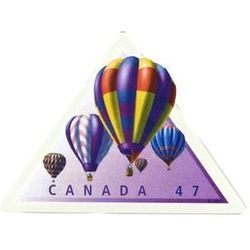 canada stamp 1921c hot air balloons 47 2001