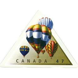 canada stamp 1921d hot air balloons 47 2001