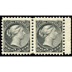 canada stamp 34iii queen victoria 1882 m f 001