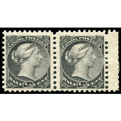 canada stamp 34iii queen victoria 1882 m f 002