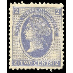 prince edward island stamp 12 queen victoria 2 1872 m vf ng 001