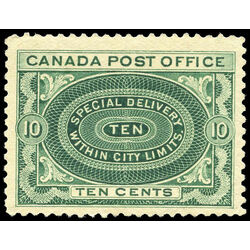 canada stamp e special delivery e1ii special delivery stamps 10 1898