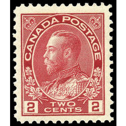 canada stamp 106 king george v 2 1911