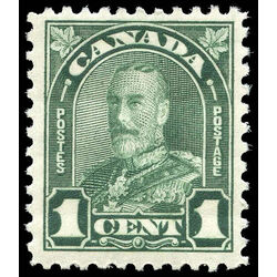 canada stamp 163 king george v 1 1930