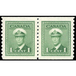 canada stamp 278pa king george vi 1948