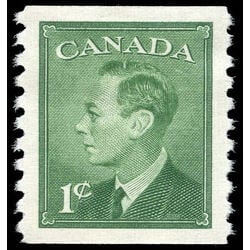 canada stamp 295 king george vi 1 1949