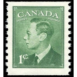 canada stamp 297 king george vi 1 1950