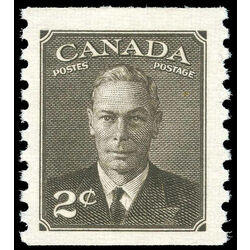 canada stamp 298 king george vi 2 1950
