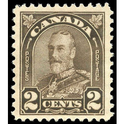 canada stamp 166 king george v 2 1931