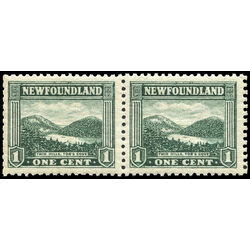 newfoundland stamp 131a twin hills tor s cove 1923