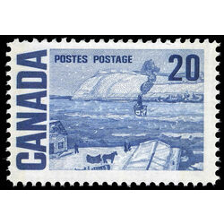 canada stamp 464pi the ferry quebec by j w morrice 20 1972