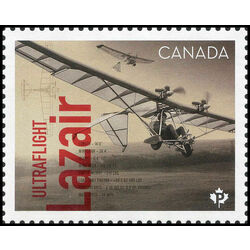 canada stamp 3171b ultraflight lazair 2019