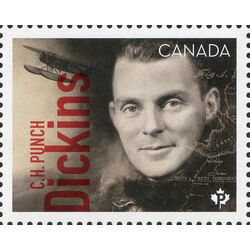 canada stamp 3171d c h punch dickins 1899 1995 2019