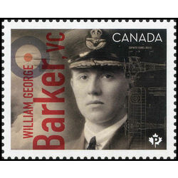canada stamp 3171e william george barker vc 1894 1930 2019