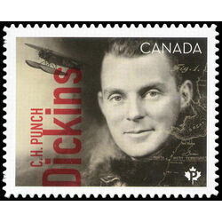 canada stamp 3174i c h punch dickins 1899 1995 2019
