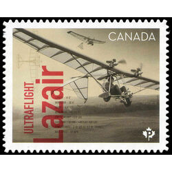 canada stamp 3176 ultraflight lazair 2019