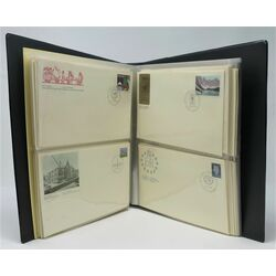 canada first day cover collection 1984 1985